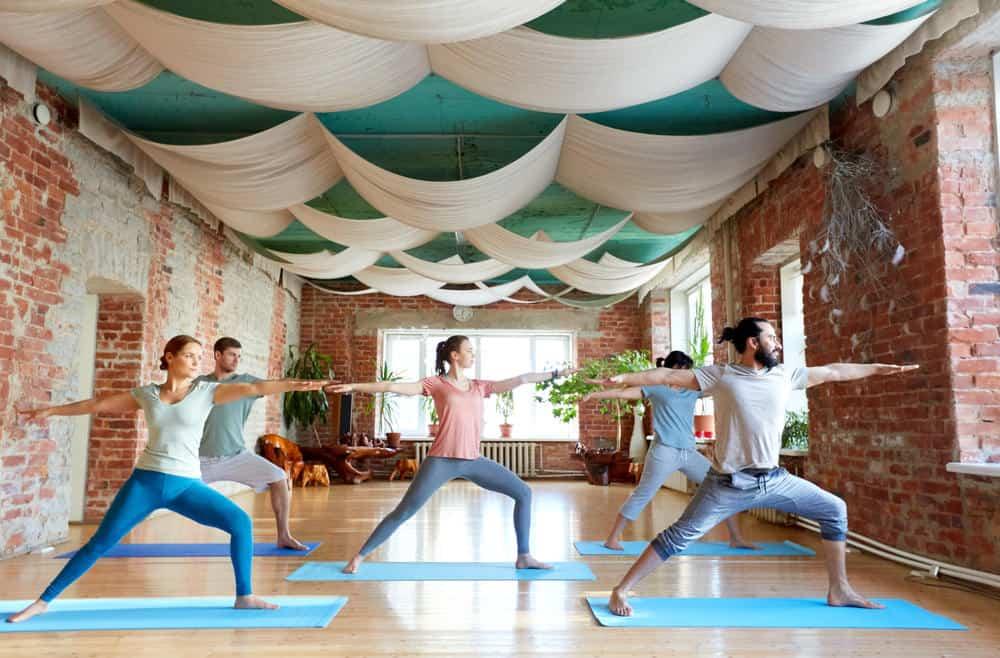 38 Inspiring Yoga Studio Design Ideas And Tips Photos