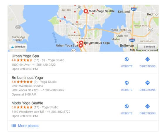 google-my-business-listings-for-seattle-yoga-studios