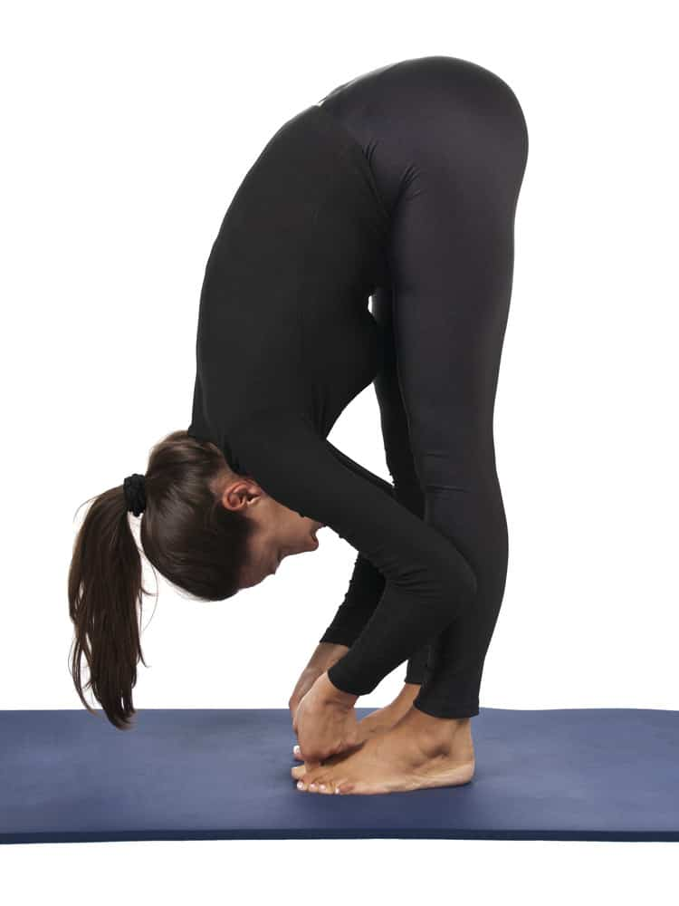 Big toe pose - Padangusthasana