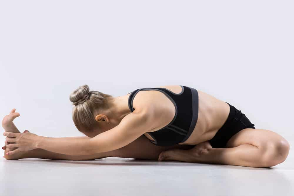 Head to knee pose - Janu Sirsasana