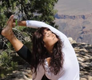 Sanja Bodiroga - certified yoga teacher and yoga studio owner