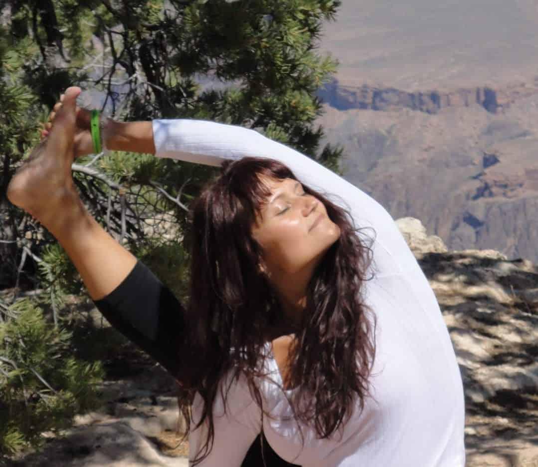 Sanja Bodiroga - certified yoga teacher and yoga studio owner