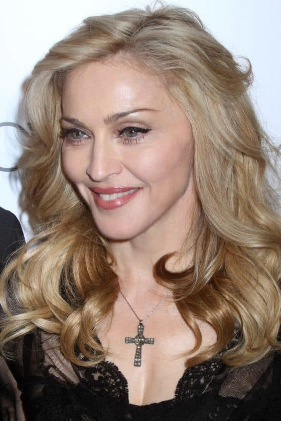 Madonna – American singer