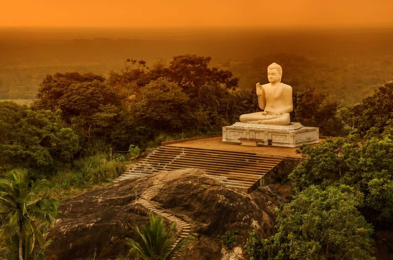 Yoga in Sri Lanka