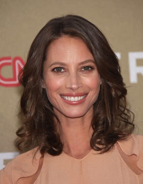 Beautiful Photo of Christy Turlington