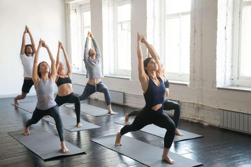 Learning in Yoga Class