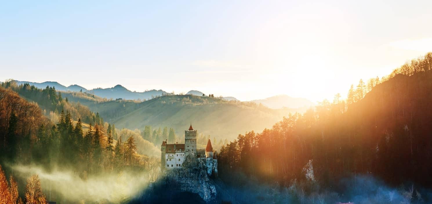 Transylvania sunsets