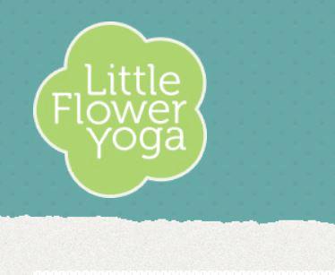 Logo du blog Little Flower Yoga