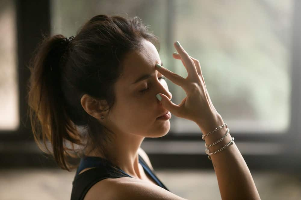Kriya yoga meditation