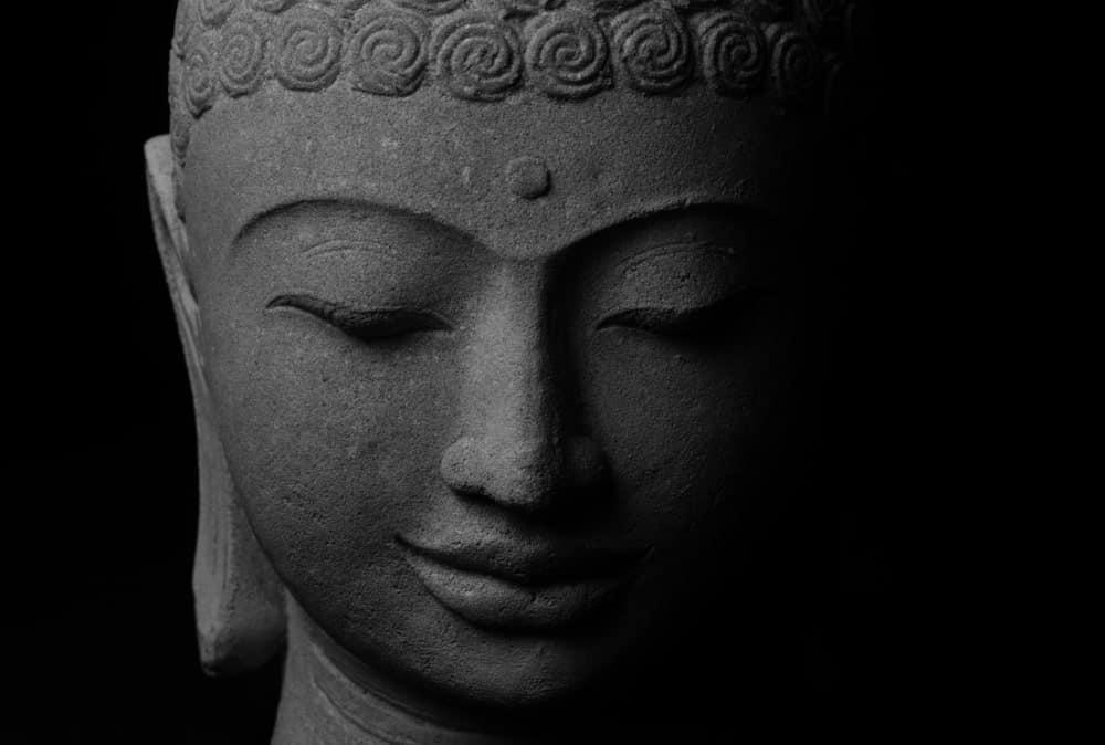 Third eye or ajna chakra yoga