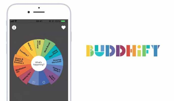 Buddhify as a Colorful Text