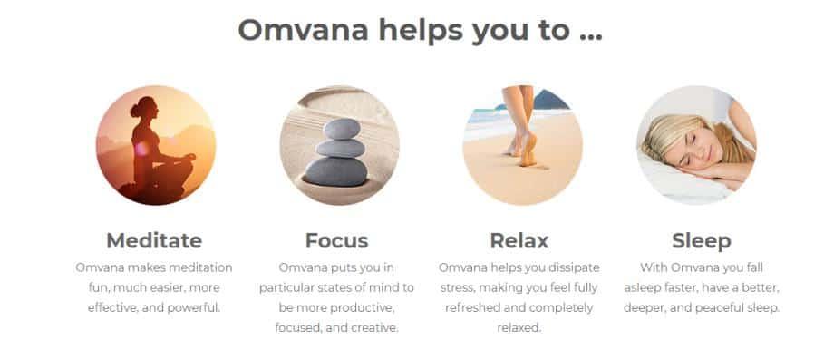 Omvana - Meditation for everyone