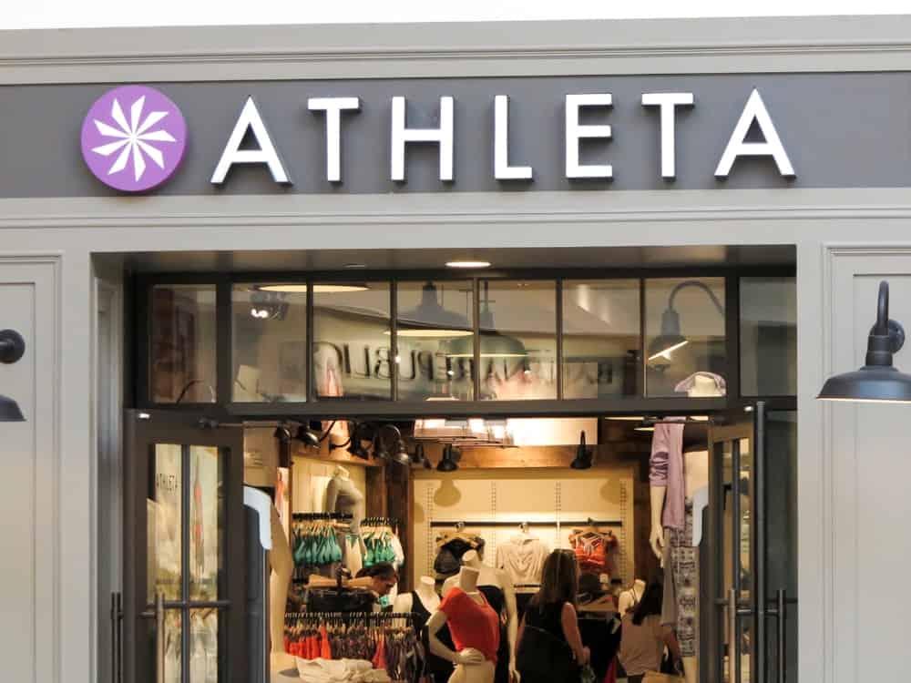 Athleta store